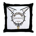 WitchCatcher_GSburkittsville.png Throw Pillow