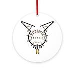 WitchCatcher_GSburkittsville.png Ornament (Round)