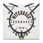 WitchCatcher_GSburkittsville.png Tile Coaster
