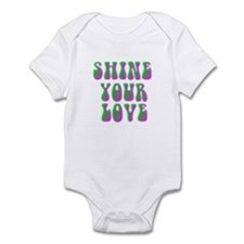 Shine Your Love Infant Bodysuit