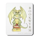 """Book Wyrm"" Mousepad"