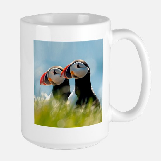 Puffin Pair 14x14 600 dpi Stainless Steel Travel M