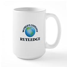 World's Coolest Rutledge Mugs