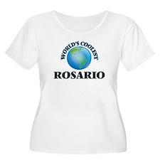 World's Coolest Rosario Plus Size T-Shirt