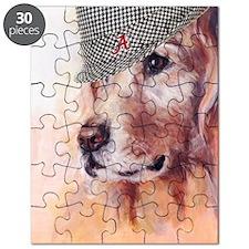 Crimson Canine Puzzle