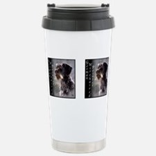 Unique German wirehaired pointer Travel Mug