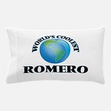 World's Coolest Romero Pillow Case