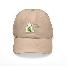 Master Gardener modern Baseball Cap
