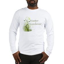 Master Gardener modern Long Sleeve T-Shirt