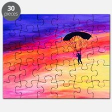 Into The Sunset Puzzle