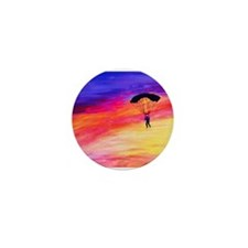 Into The Sunset Mini Button (100 pack)