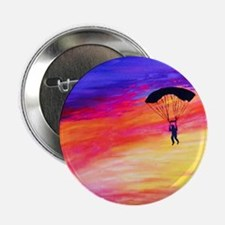 """Into The Sunset 2.25"""" Button"""
