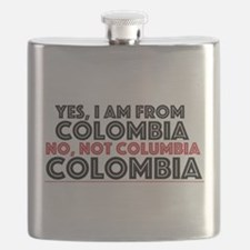 Yes, I am from Colombia Flask