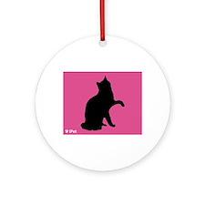 Van iPet Ornament (Round)