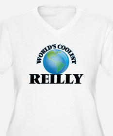 World's Coolest Reilly Plus Size T-Shirt