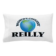 World's Coolest Reilly Pillow Case