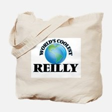 World's Coolest Reilly Tote Bag