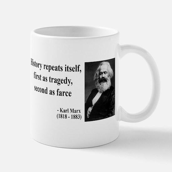 Karl Marx Quote 6 Mug