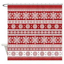 Pattern 8 Shower Curtain
