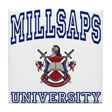 MILLSAPS University Tile Coaster