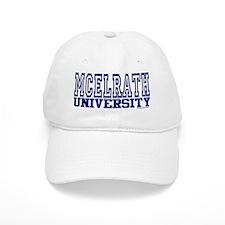 MCELRATH University Baseball Cap