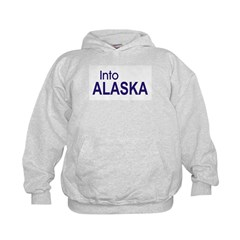 Into Alaska Hoodie