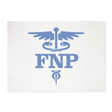 Family Nurse Practitioner 5'x7'Area Rug