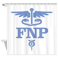 Family Nurse Practitioner Shower Curtain