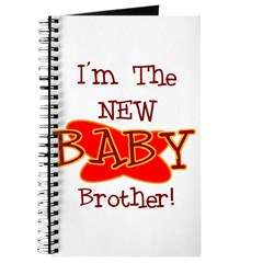 New Baby Brother Journal