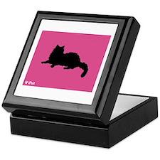 Ragdoll iPet Keepsake Box