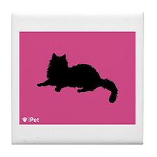 Ragdoll iPet Tile Coaster