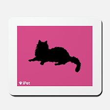 Ragdoll iPet Mousepad