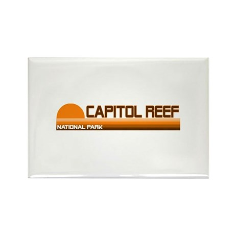 Capitol Reef National Park Rectangle Magnet (100 p