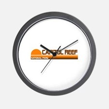 Capitol Reef National Park Wall Clock