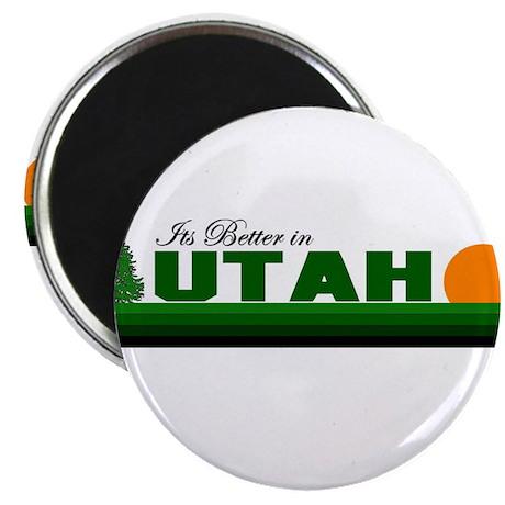 Its Better in Utah Magnet