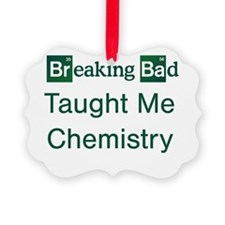 Breaking Bad design 1 Ornament