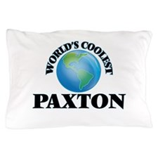 World's Coolest Paxton Pillow Case