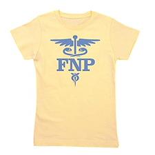 Family Nurse Practitioner Girl's Tee