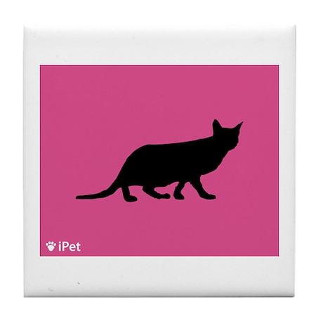 Ocicat iPet Tile Coaster