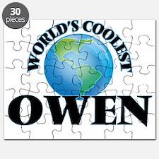 World's Coolest Owen Puzzle