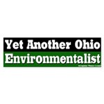 Ohio Environmentalist Bumper Sticker