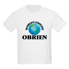World's Coolest Obrien T-Shirt