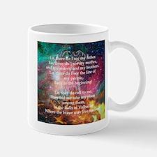 Funny Viking prayer Mug