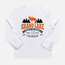 Grand Lake Vintage Long Sleeve Infant T-Shirt