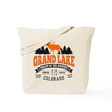 Grand Lake Vintage Tote Bag
