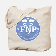 Family Nurse Practitioner Tote Bag