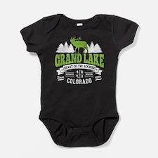 Grand Lake Vintage Baby Bodysuit
