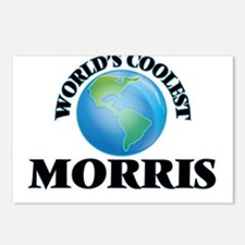 World's Coolest Morris Postcards (Package of 8)