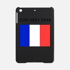 Custom France Flag iPad Mini Case
