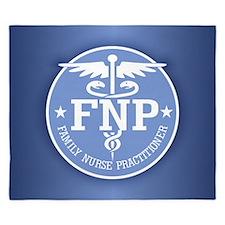 Family Nurse Practitioner King Duvet